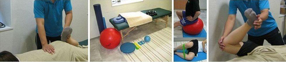綱島の加圧パーソナルトレーニング|ストレッチ整体